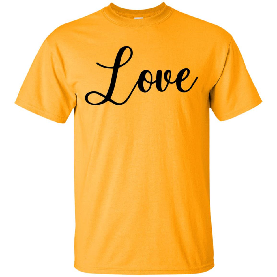 2318B - RTP - Wedding Quotes - Love - Adult Unisex T-Shirt