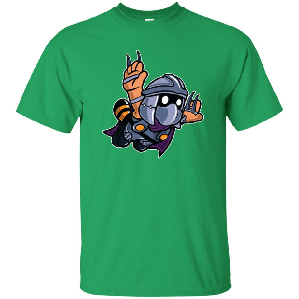 255 - RTP - Roach Graphics - Super Shredder-01 - Adult Unisex T-Shirt