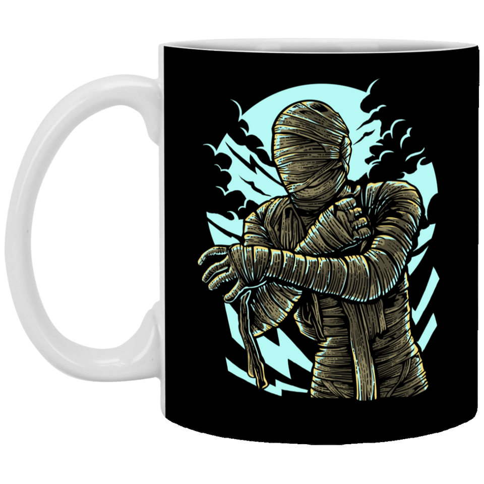 The Mummy - 11 oz. White Mug - 348