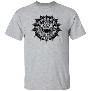 378 - Tattoos Art - Beasty - Adult Unisex T-Shirt