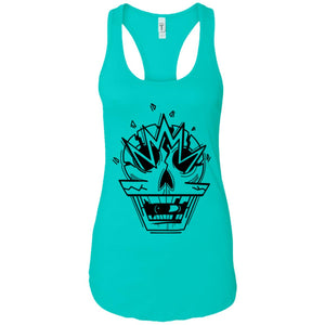 Pill - Tattoos Art - Women's Racerback Tank Top