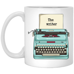 720 - RTP - Maria Funny Bundle - The Writer - XP8434 11 oz. White Mug