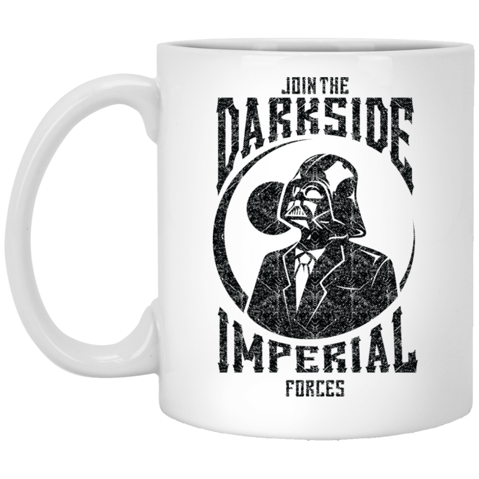 Darkside - 11 oz Ceramic Mug - 132