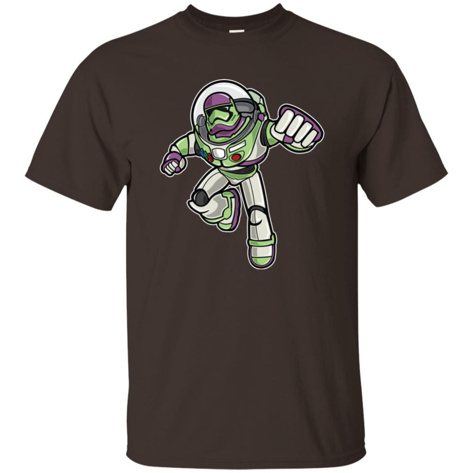 120 - RTP - Roach Graphics - Buzz Trooper-01 - Adult Unisex T-Shirt