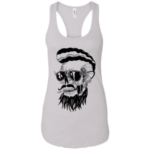 Hipster - Tattoos Art - Women's Racerback Tank Top