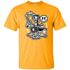221 - RTP - Roach Graphics - Shooter-01 - Adult Unisex T-Shirt