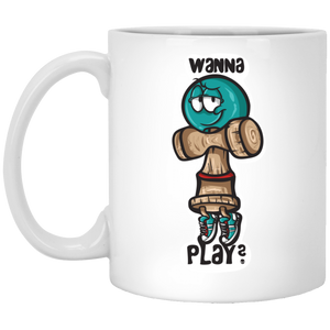728 - RTP - Maria Funny Bundle - Wanna Play - XP8434 11 oz. White Mug