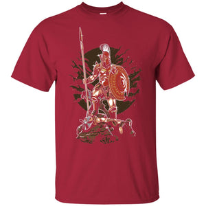 344 - Emirez's Bundle - Sparta - Adult Unisex T-Shirt