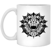 Beasty - Tattoos Art - 11 oz. White Mug - 378
