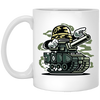 War Tank - 11 oz Ceramic Mug - 269