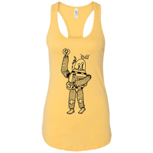 Ole - Tattoos Art - Women's Racerback Tank Top