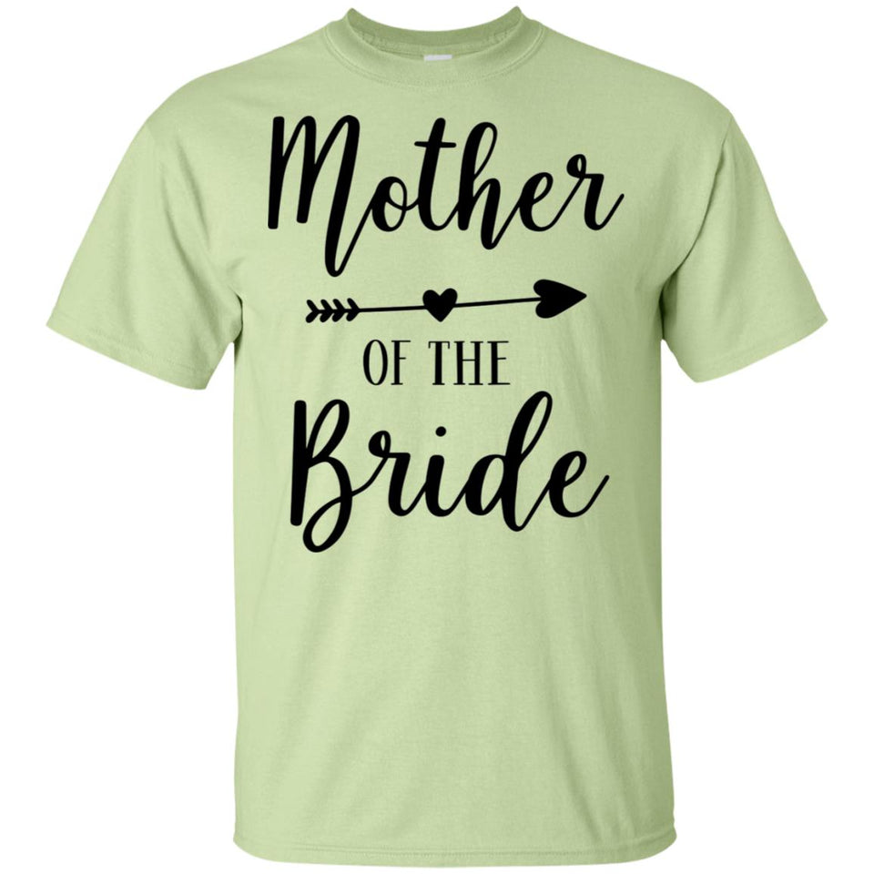 2320B - RTP - Wedding Quotes - Mother-Of-The-Bride - Adult Unisex T-Shirt
