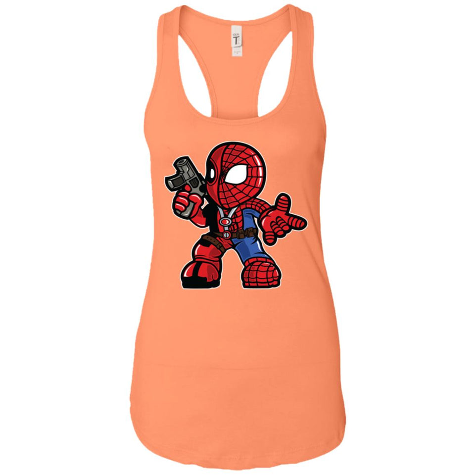 Spider Merc - Movies Art - Women's Racerback Tank Top
