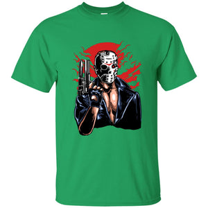 315 - Emirez's Bundle - Jason Will Be Back - Adult Unisex T-Shirt