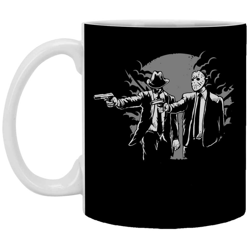Pulp Killer - 11 oz. White Mug - 330