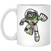 Buzz Trooper - 11 oz Ceramic Mug - 120