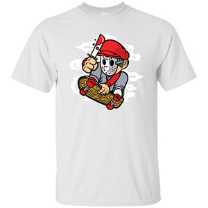176 - RTP - Roach Graphics - Killer Skater-01 - Adult Unisex T-Shirt