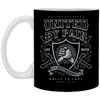 United By Pain - 11 oz Ceramic Mug - 265