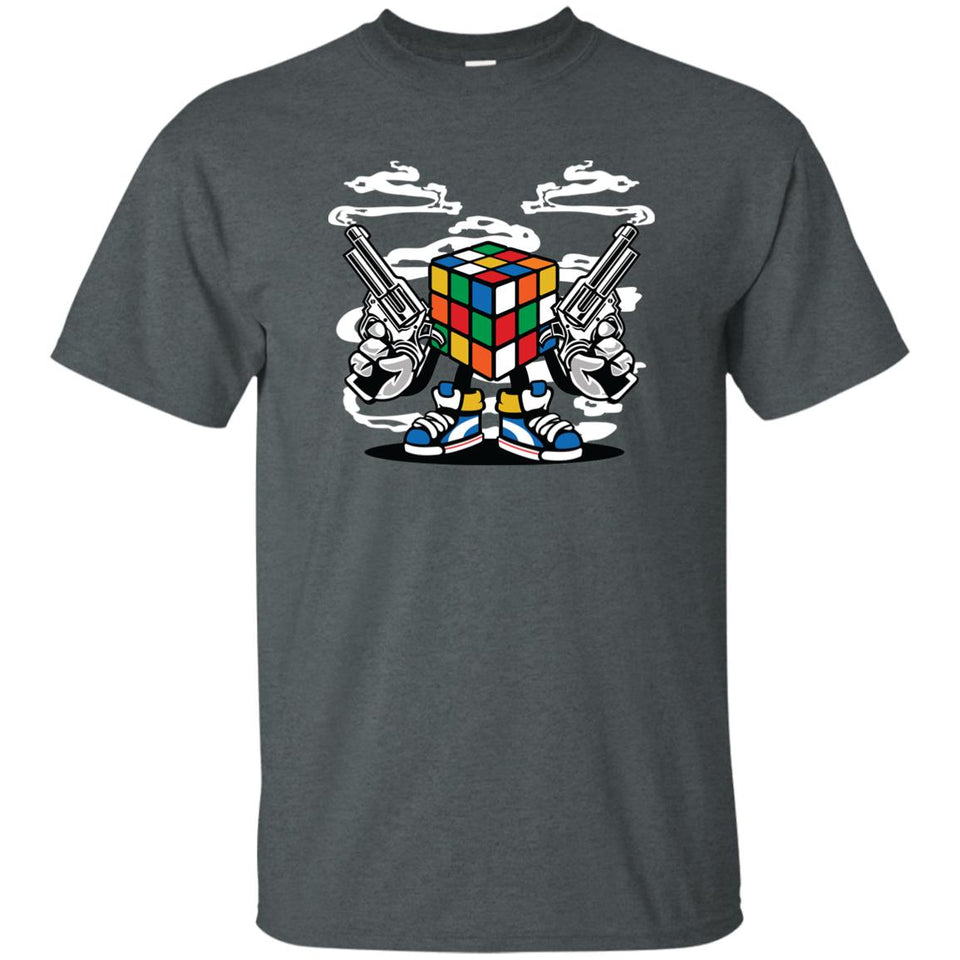 217 - RTP - Roach Graphics - Rubix Killer-01 - Adult Unisex T-Shirt