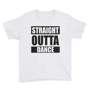 Straight Out Youth T-Shirt - Straight Outta Dance