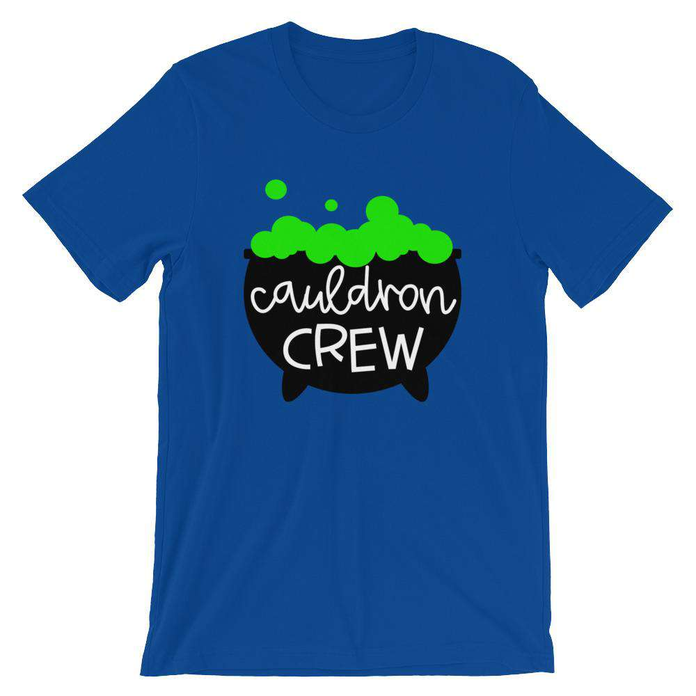 Halloween T-Shirt - Cauldron Crew