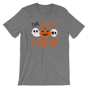 Halloween T-Shirt - The Boo Crew
