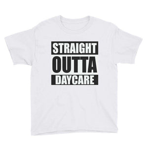 Straight Out Youth T-Shirt - Straight Outta Daycare