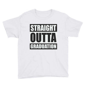Straight Out Youth T-Shirt - Straight Outta Graduation