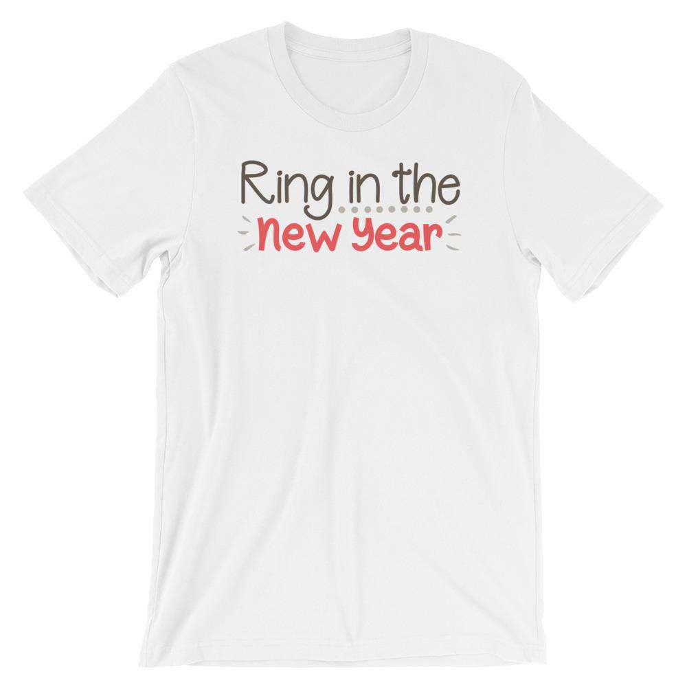 Ring In The New Year - New Year Party T-Shirt