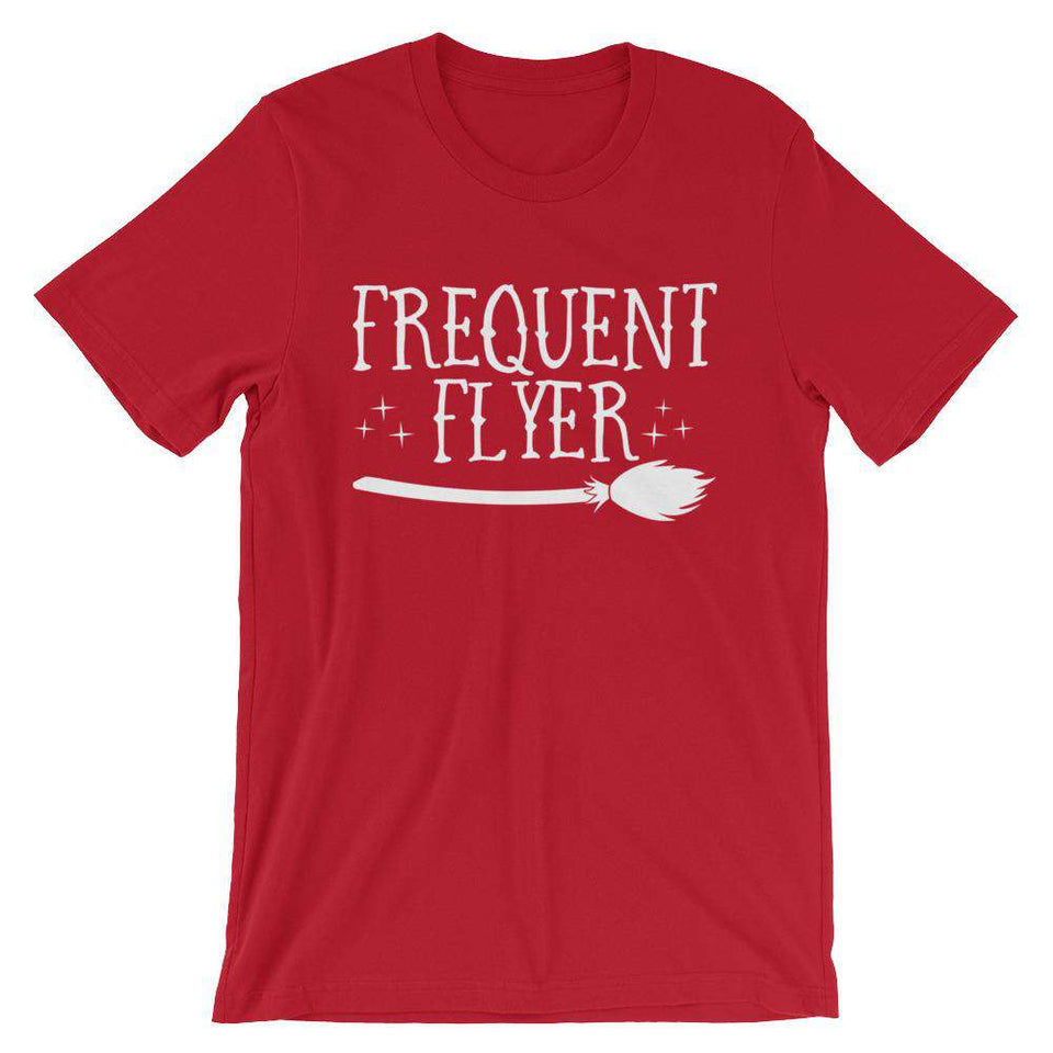 Halloween T-Shirt - Frequent Flyer