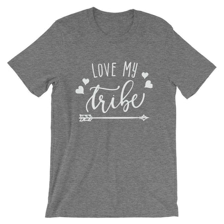 Love My Tribe - Cute Mom's T-Shirt