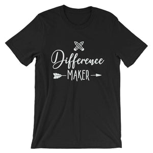Cool Teachers' T-Shirt - Difference Maker
