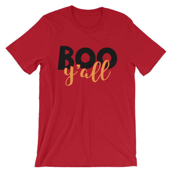 Halloween T-Shirt - Boo Y'all