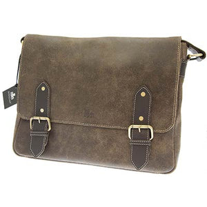 Brushwood East West Messenger Bag