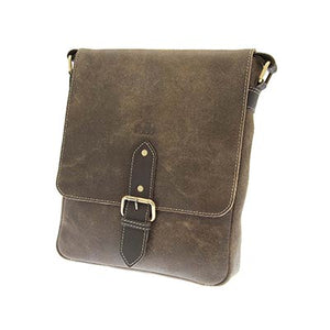 Brushwood North / South Messenger Bag