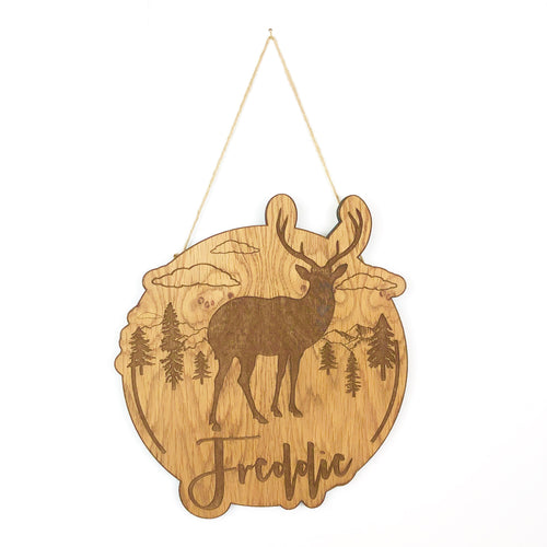 Stag Wall Hanging