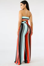 Cool Stripe Tube Set - ClosetSheIn