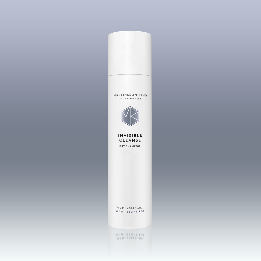 Invisible Cleanse dry shampoo