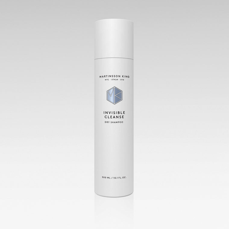 Invisible Cleanse dry shampoo, 300 ml