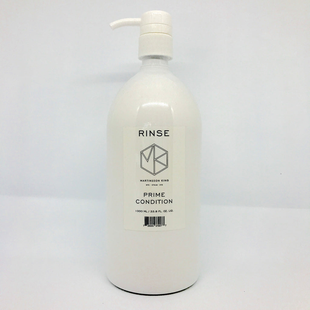 Prime Condition rinse 1000 mL with pump