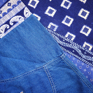 Abito Acanthus - DENIM - RE:ALE