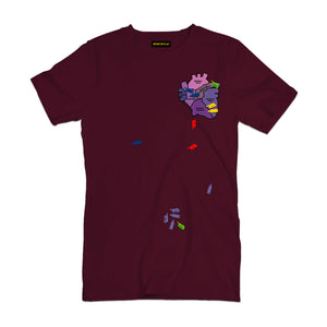 T Shirt uomo - RisikHeart - Hearts