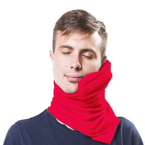 Image of Neck Support Travel Pillow