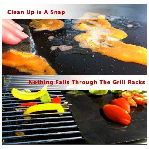 Non-Sticky Grill Mat