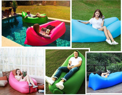 Image of Inflatable Hammock AirBed