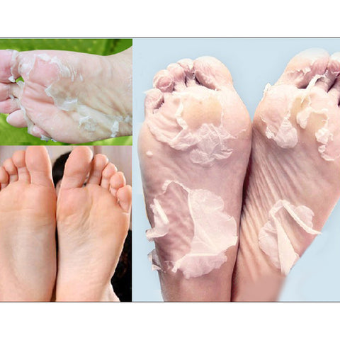 Exfoliating Foot Mask Socks - 3 Pair