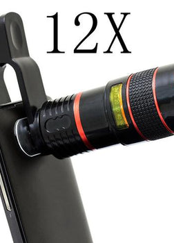 HD12X Zoom for Mobile Devices