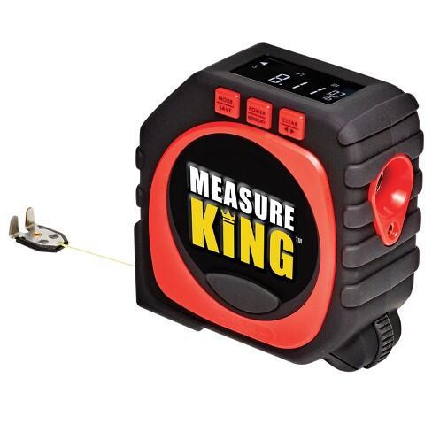3 in 1 Measuring Tape. Measure King