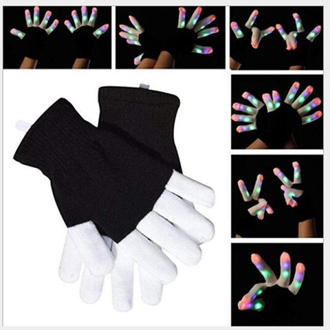 Image of LED Finger Gloves