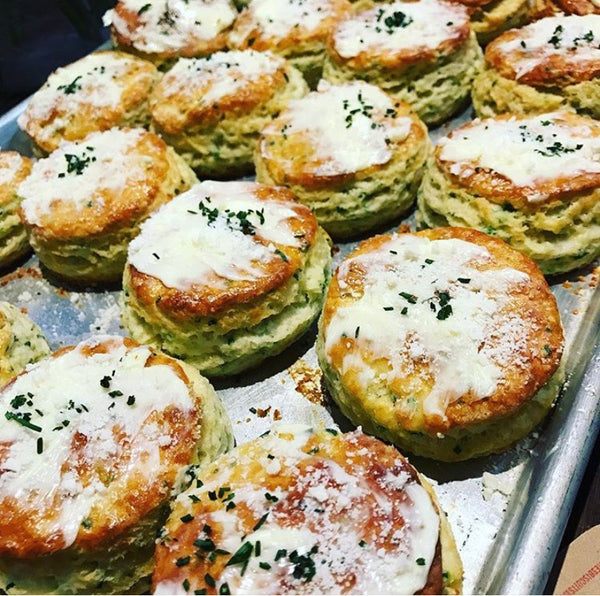 Parmesan & Chive Biscuit
